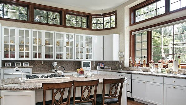 Kitchen Windows & Glass For Homes