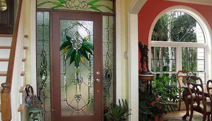 Decorative Door Gl