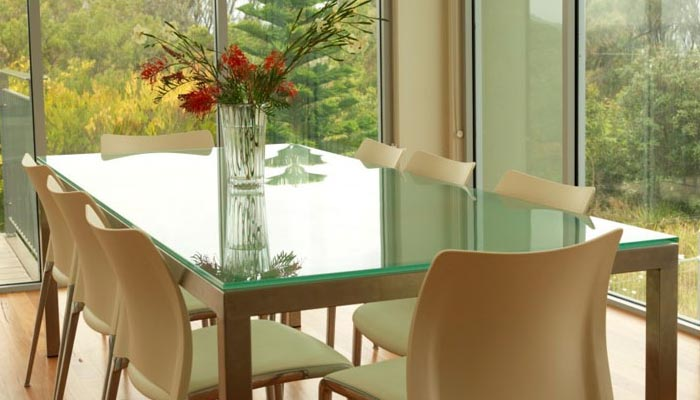 Protective Glass For Table Tops