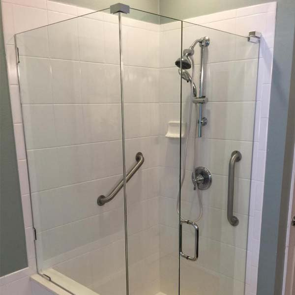 Glass Shower & Tub Enclosures